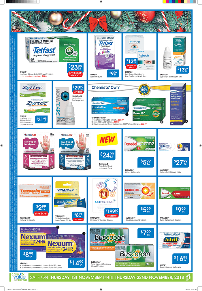 Pharmasave 6pg_Christmas Catalogue_November 2018-2 copy