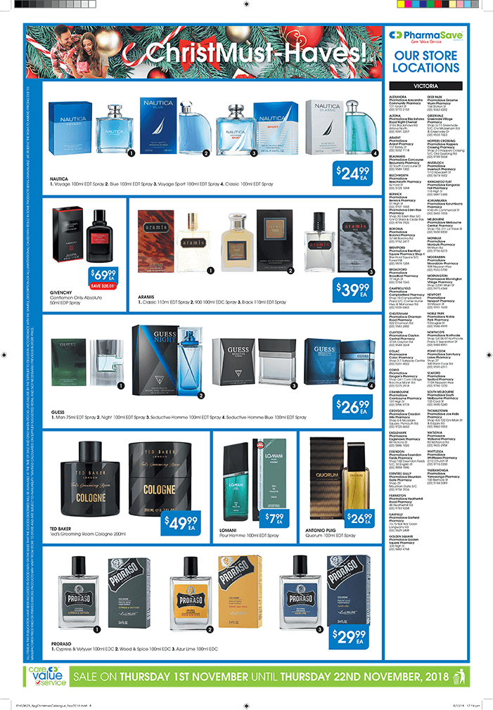Pharmasave 6pg_Christmas Catalogue_November 2018-8 copy